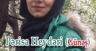 Yaşadacağam / Pərisa Heydəri(Günəş)