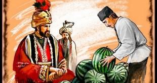 بوستانچی ایله شاه عباس