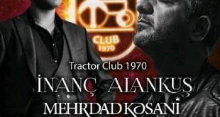 تراختور کلاب ۱۹۷۰ / مهرداد کسانی ft اینانج آلانقوش (ویدئو)