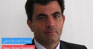 Şuşa / Ənsar Qaradağlı (Şeir)