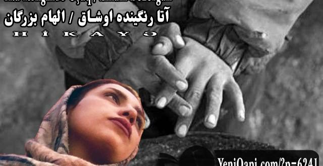 Ata rəngində uşaq-Elham Bozorgan-YeniQapi.com--