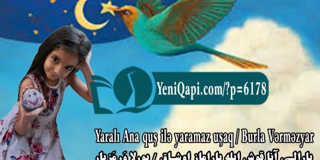Yralı quş ilə yaramaz uşaq-Burla Vərməzyar-YeniQapi.com--
